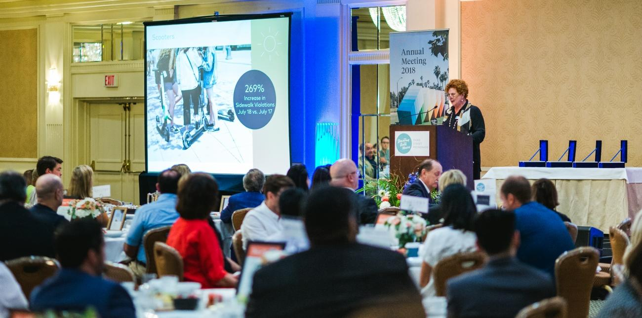 City leaders reflect on 2017, look ahead to an inspired future at Downtown Santa Monica Annual Meeting