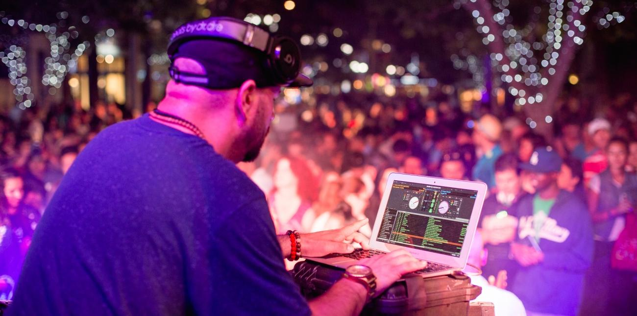 Dance the Night Away at a Leap Day Silent Disco in Downtown Santa Monica