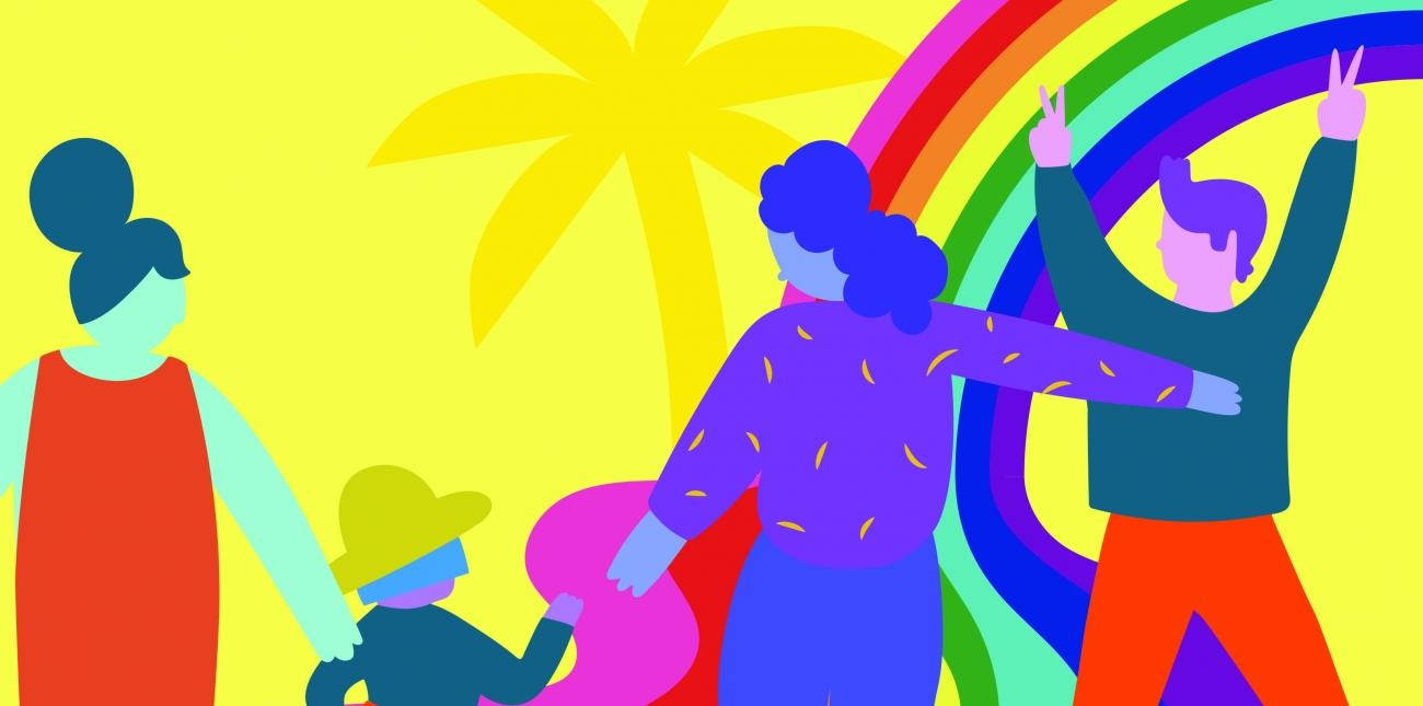 SaMo PRIDE ANNOUNCES ROBUST CALENDAR OF FAMILY-FRIENDLY  PROGRAMMING THROUGHOUT JUNE