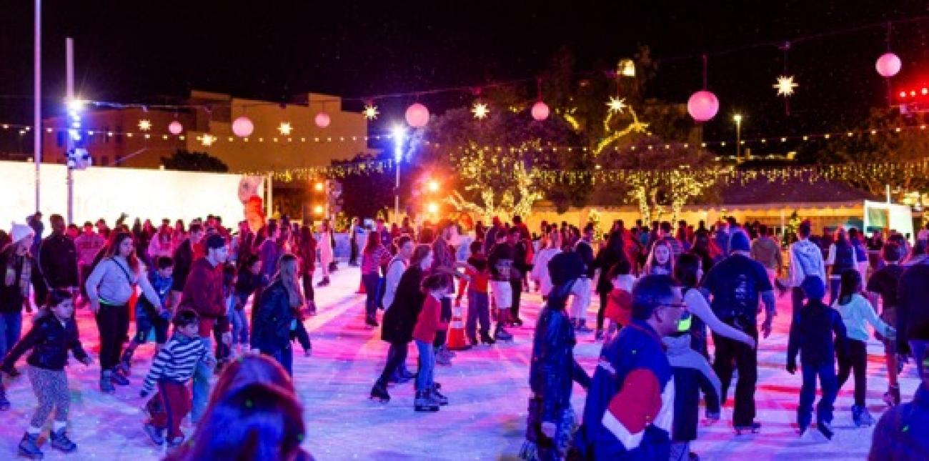 ICE at Santa Monica Glides into Its 10th Anniversary Season on November 3